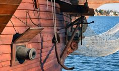 Old Pirate Ship – Saturday's Free Daily Jigsaw Puzzle #JigsawPuzzles