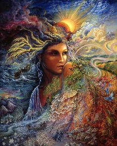 Elven & Fae Gods & Goddesses, Mystical Beings, Magical Worlds ...