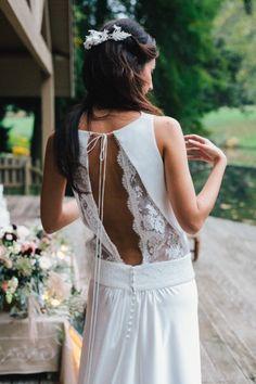 Les robes de mariée de Charline Verbeken | MD|Photo