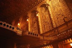 United Palace Theatre – New York, New York - Atlas Obscura