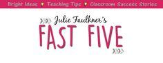Faulkner's Fast Five