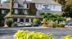 Hotel Du Chateau - 3 Sterne #Hotel - EUR 61 - #Hotels #Frankreich #Combourg http://www.justigo.at/hotels/france/combourg/duchateaucombourg_67296.html