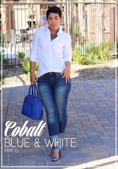 Fashion, Lifestyle, and DIY: My Fav Cobalt Blue Heels + Jeans