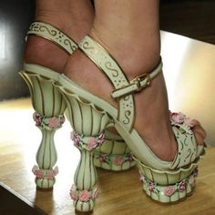 Love them - not that I would actually wear them though.