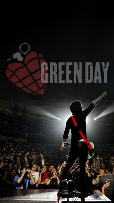 Wallpaper Lockscreen Green Day