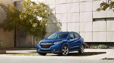 2016 Honda HR-V Photos, Videos & 360 - Official Site