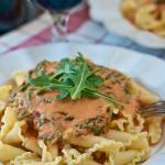 Italian Tomato Sauce - A Family Feast