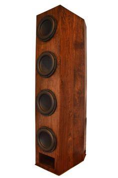 Home Big Speakers, Speaker Box Design, Sound Stage, Home Theater Design, High End Audio, Hifi Audio, Speaker System, Loudspeaker, Audiophile