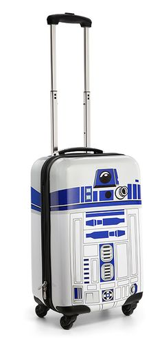 Luke never travelled anywhere without R2-D2, and now we know why: Artoo had Luke's underwear inside. And now he can hold your underwear, too!
