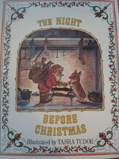 The Night Before Christmas illustrated by Tasha