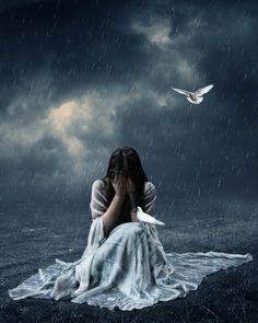 Rain and Tears by ~voltuzaidi on deviantART