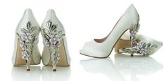 HARRIET WILDE : Wedding bridal shoes - Nυφικά Παπούτσια - Collection 2014 - eshop