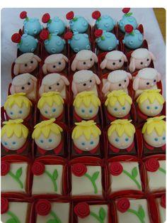 Márcia Terra: Docinhos e Cupcakes - O Pequeno Príncipe