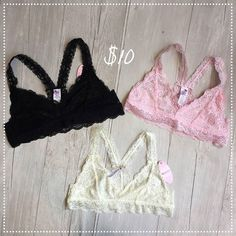 Don't pay mall prices for a bralette when you can get brand new ones at Plato's for only $10! #platosclosetlincolnpark #platosclosetchitown #platoscloset #instagram #instacool #instadaily #instafashion #instafollow #instagood #instamoment #instaoutfit #instapic #summerfun #summerinchitown #summerlook #summertime #summervibes #chicago #clothes #fashion #fashionforless #fashioninspo http://ift.tt/2bMiOkJ - http://ift.tt/1HQJd81
