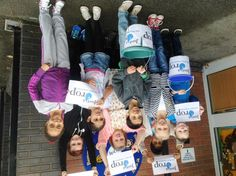 Kay Bowen organised a non uniform day at  her local school!