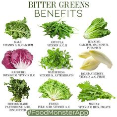 Guide To 10 Amazing Bitter Greens And Their Benefits (Plus Recipes!) These bitter greens have amazing health benefits! Calendula Benefits, Matcha Benefits, Lemon Benefits, Coconut Health Benefits, Tomato Benefits, Bitter Greens, Calcium Vitamins, Tomato Nutrition, Pantothenic Acid