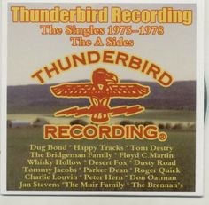 Thunderbird Recording - The Singles 1975 - 1978 - The A Sides CD My Music, Ebay
