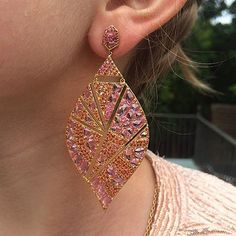 Pink of the day... @laurenharpercollection #showyourcouture #couturedailydose #laurenharper