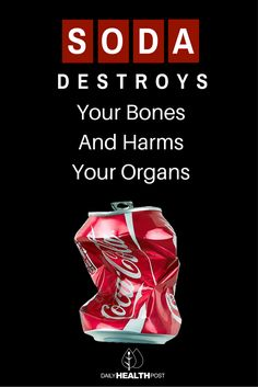 This Drink Destroys Your Bones From The Inside And Harms Every Organ On Its Way Out
