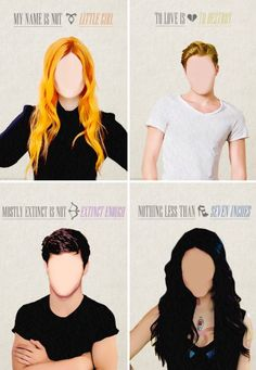 #Shadowhunters #TheMortalInstruments #TMI #FanArt