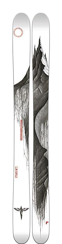 Mr. Pollard's Opus | LINE Skis. The best powder ski around!