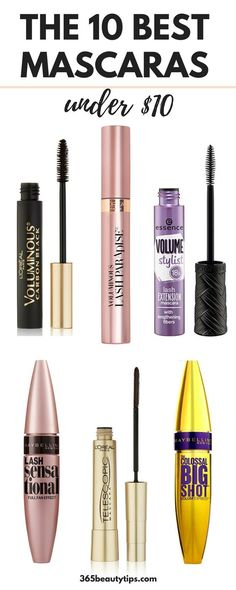 e8a1ce494dc 37 best Mascara images in 2018 | Mascaras, Beauty makeover, Beauty ...