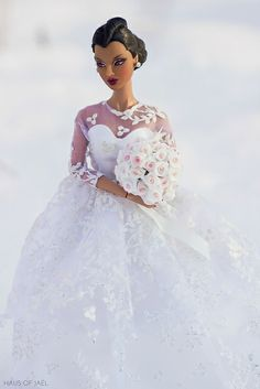 #barbie #doll #bridal #gowns  | Flickr - Photo Sharing!  ..1..2 qw