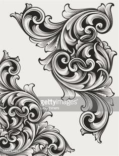art nouveau engraving - Google Search