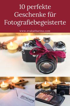 Als Insider der Hobbyfotografen stelle ich euch 10 Geschenkideen für Fotografiebegeisterte vor.