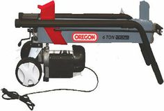 Amazon.com: Oregon 6 Ton Electric Log Splitter #S40100600: Patio, Lawn & Garden $500, free shipping, no reviews