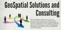 A young company led by professionals who bring on board comprehensive work and research experience having previously served as specialists in leading organizations. Management of SISPL has a strong commitment towards research and enhancement of the outreach of the benefits of the powerful GIS technology at grassroots level especially in the developing countries like India.  http://spatialitsolutions.com/geospatial-solutions-and-consulting/