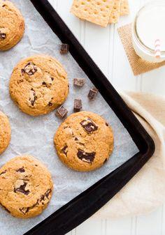 chocolatecakezone:  Chocolate Chunk Graham Cracker...