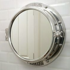 Delightful Porthole Surface Mounted Cabinet By Chadder U0026 Co., By Appointment To HM The  Queen