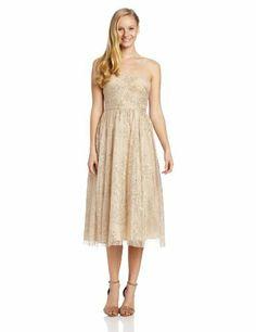 Hailey by Adrianna Papell Women's Strapless Metallic Flare Party Dress, http://www.amazon.com/dp/B00EUX2XMQ/ref=cm_sw_r_pi_awdm_YojOsb0CTB522