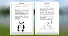 Vytlačte si encyklopédiu zvierat, v ktorej sa dozviete množstvo zaujímavých informácií o zvieratách z celého sveta - 22 zvierat.