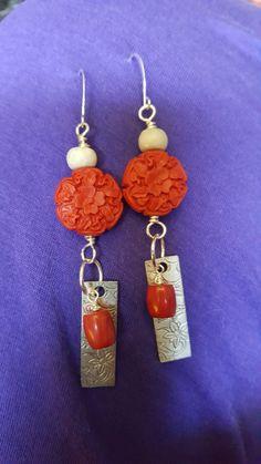 Bold and beautiful Crochet Earrings, Jewelry Making, Jewellery, Beautiful, Fashion, Jewelery, Moda, Jewellery Making, La Mode
