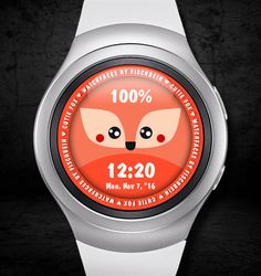 Cutie Fox – Watchfaces by Fischbein Fox, Style, Pisces, Legs, Swag, Foxes, Outfits
