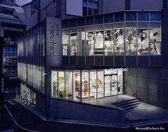 SHIBUYA Francfranc - 12-9 Udagawachō, Shibuya-ku, Tōkyō / 東京都 渋谷区 宇田川町12-9