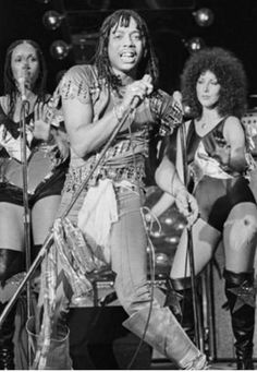 Rick James Music Icon, Soul Music, My Music, James Music, Musical Treasures, Funk Bands, True Roots, Rick James, Play That Funky Music