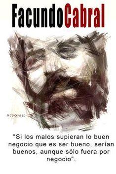Frases de Facundo Cabral!! - Taringa!