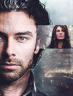 Luke and Jocelyn- I'm part way through the 2nd book and I have to say Luke is my favorite character