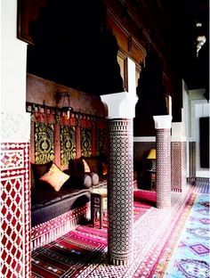 moroccan. I want a room dedicated to this type of furniture.