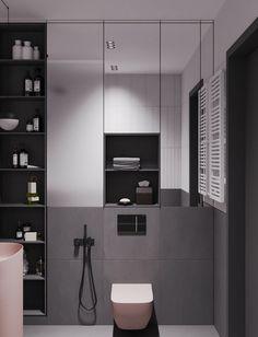 Home Interior Design .Home Interior Design Cheap Bathrooms, Grey Bathrooms, Amazing Bathrooms, Modern Bathroom, Bedroom Modern, Grey Interior Design, Residential Interior Design, Bathroom Interior Design, Interior Designing