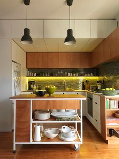 Supreme Winner of NZ House & Garden's Interior of the Year awards 2014. : Kitchen by architect and homeowner Felicity Brenchley // Photography by Jane Ussher