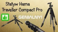 Statyw Hama traveller Compact Pro – Opinia i Test