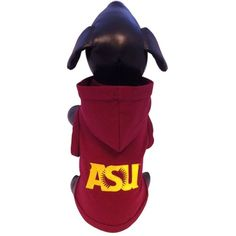 NCAA Arizona State Sun Devils Collegiate Cotton Lycra Hooded Dog Shirt ** Click image to review more details. (This is an affiliate link) #ApparelAccessories