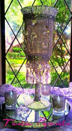 Hey, I found this really awesome Etsy listing at http://www.etsy.com/listing/153233204/wedding-bling-and-crystal-chandelier