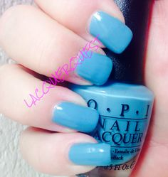 OPI - Can't Find My Czechbook
