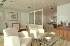 Example of a Premier Suite on board Balmoral, Fred. Olsen Cruise Lines.