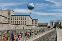 9 vistas espetaculares de Berlim   #balao de berlim vista da cidade